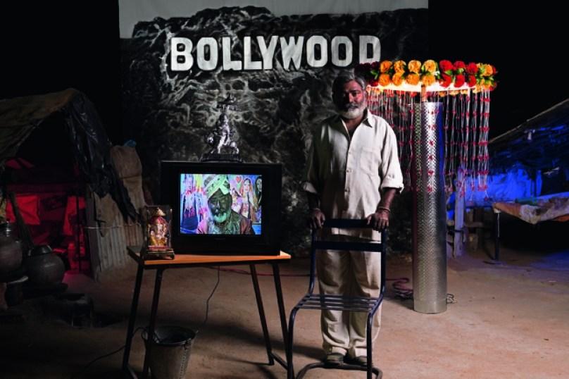Ruggero Rosfer, Free to Dream (Prabhu Ram) 2014 fotografia digitale stampata su carta Giclèe formati diversi (in mostra cm 100x150) 8 esemplari