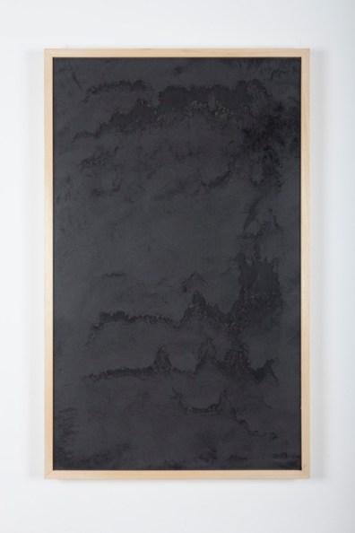Sophie Ko Chkheidze, Geografia temporale delle stesse fisse3, 2014, cm 100x70