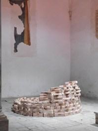 Aldo Mondino, Torre di torrone, 1968 Collezione La Gaia, Busca, Cuneo Photocredit: Alessandro Zambianchi