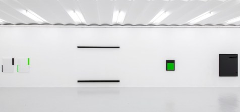 Galleria Giacomo Guidi, Roma - veduta