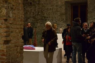 BACC   Biennale d'Arte Ceramica Contemporanea. La Ceramica Altrove. Edizione 2014 veduta degli allestimenti, Scuderie Aldobrandini di Frascati, Roma