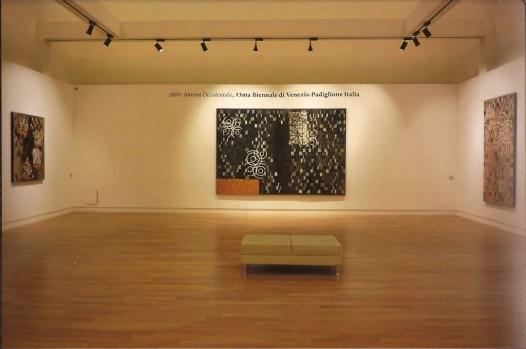 Allestimento della mostra di Roberto Floreani a Palazzo della Gran Guardia di Verona 5