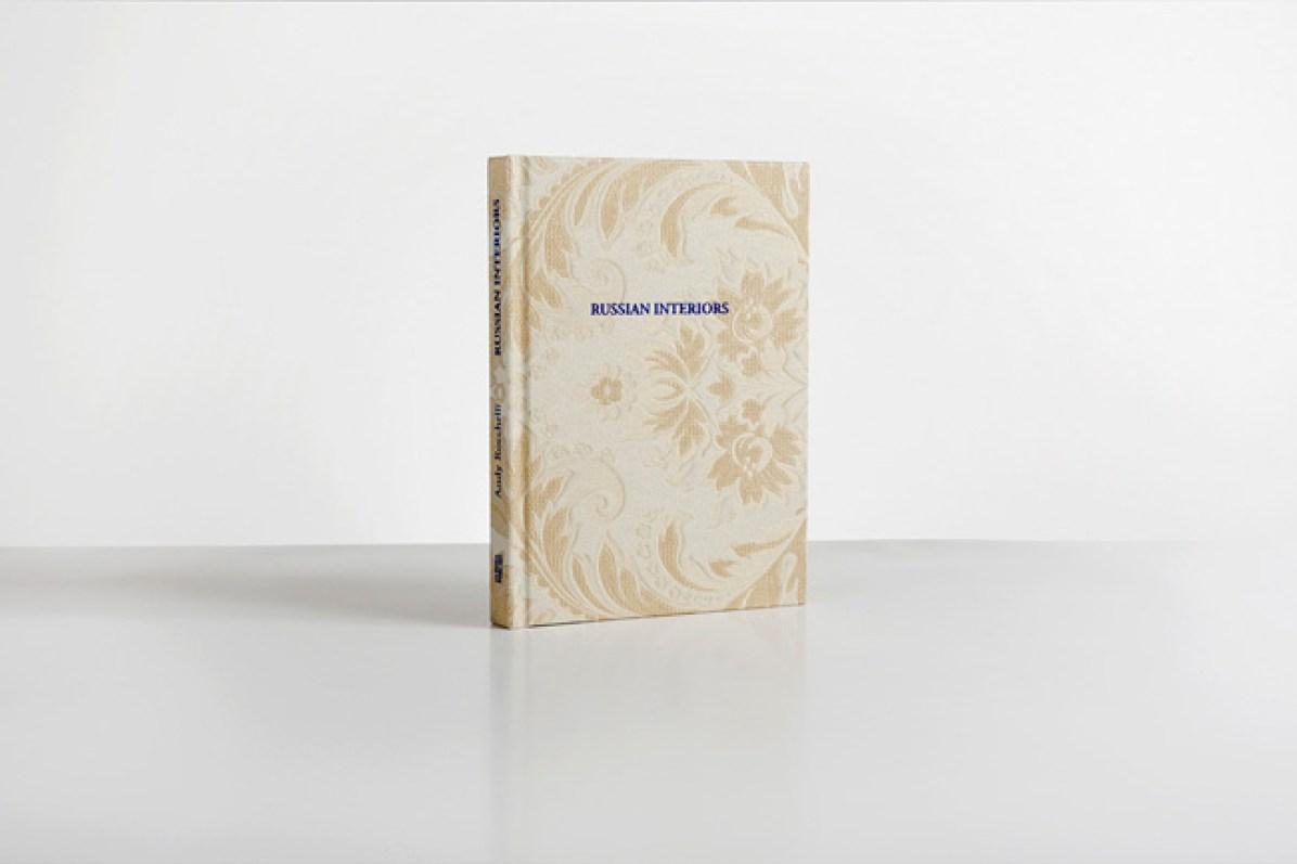 Russian Interiors, Andy Rocchelli, Cesura Publishing, cover