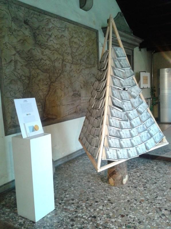 Nicolò Degiorgis, Cima, veduta dell'installazione