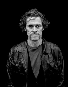 Mart Engelen, Willem Dafoe, Amsterdam 2012, 84cm x 108cm Edition: No 1/5 Also available, Edition 7, 40x50cm. Courtesy Suite 59 Gallery