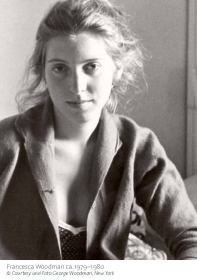 Woodman_Portrait_Francesca Woodman © George and Betty Woodman, New York