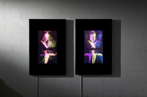 Davide Coltro, Studio di figura, 2010, Ps-System 46', cm. 160x110x10, unica
