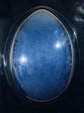 Fulvia Levi Bianchi, Quadrimensionale Mystère, 1972, Sicoglas, 90x70 cm