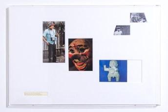 Beto Shwafaty, Framings #1 — #11 (eleven pieces), 2016, printed matter passepartout, plexiglas, 93x67x4 cm Courtesy dell'artista e Prometeogallery di Ida Pisani