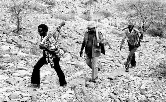 """Jože Suhadolnik dalla serie """"Eritreja/Eritrea"""", 1988"""