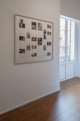 Matteo Negri, Piano Piano, ABC-ARTE Genova, installation view , Navigator Genova