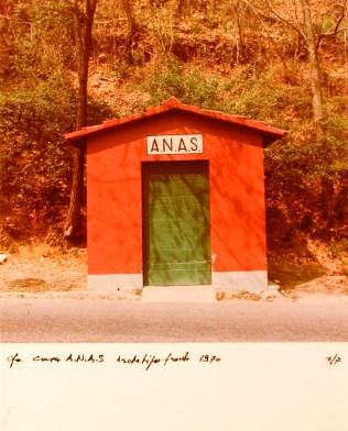 UFO, Case ANAS e Case ANAS Neoclassiche,1969-1970 Firenze, Archivio UFO di Lapo Binazzi