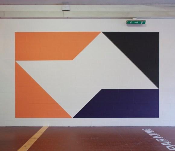 CT, B-wall, 2018 Courtesy MAMbo | Museo d'Arte Moderna di BolognaPhoto Matteo Monti