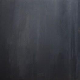 Gianluca Patti, Black Frequencies, 2017, acrilico, rete da intonaco e resina su tela, 120x120 cm (dalla serie Frequencies)
