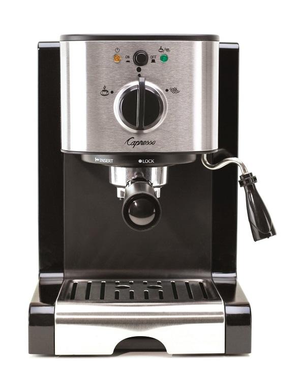 Best espresso machine-Capresso EC100 Pump Espresso and Cappuccino Machine Review