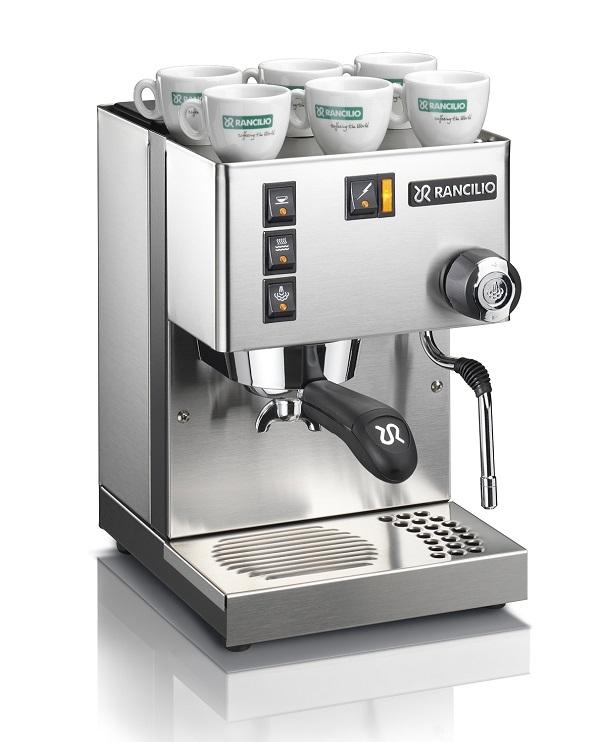Best espresso machine-Rancilio Silvia Espresso Machine Review