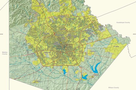 1 site offers gis resources for texas counties