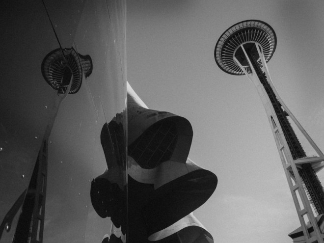 Seattle Center Arcitecture