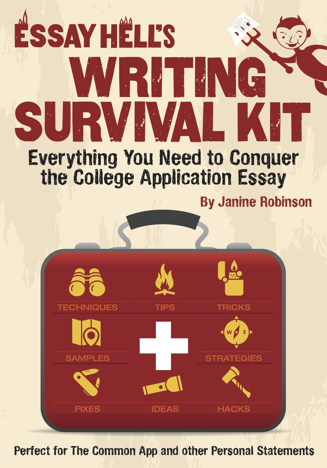 How in depth should I get in my application essay?