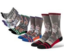 STANCE NBA LEGENDS SOCKS nba all star weekend sale discount purchase buy