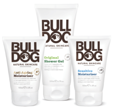 Bulldog Bulldog Anti-Ageing Moisturizer Body Sensitive Bulldog Original Shower Gel buy sell purchase discount all natural paraben free sulfate free organic launch release find retail chemical free