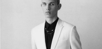Dior Homme Debuts Black Carpet Collection