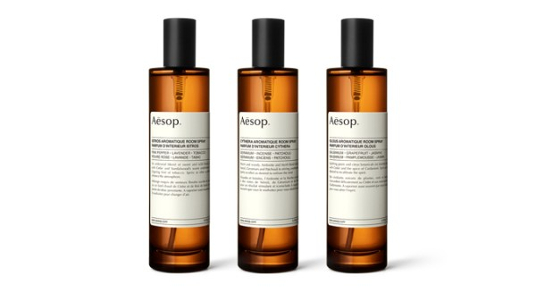 Aesop Room Sprays