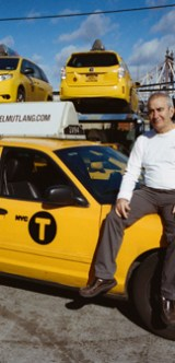 Helmut Lang Returns with NYC Taxi Ads and New Mini Collection