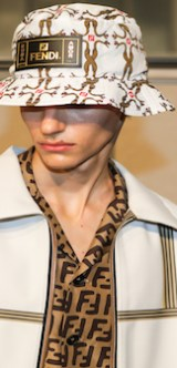First Looks at Fendi Spring 2019