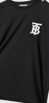 Riccardo Tisci Reveals Burberry T-shirt Today