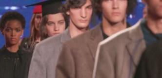 Raf Simons Chooses 'Jaws' for Calvin Klein SS19