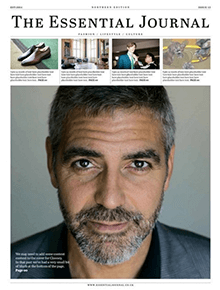 Issue 12 George Clooney