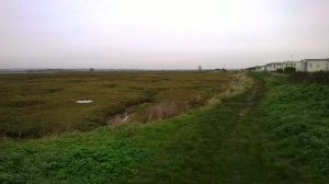 Winter Walks in Essex - West Mersea