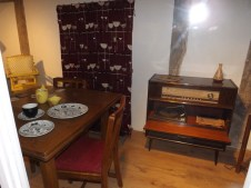 Epping Forest District Museum - 1960s living room
