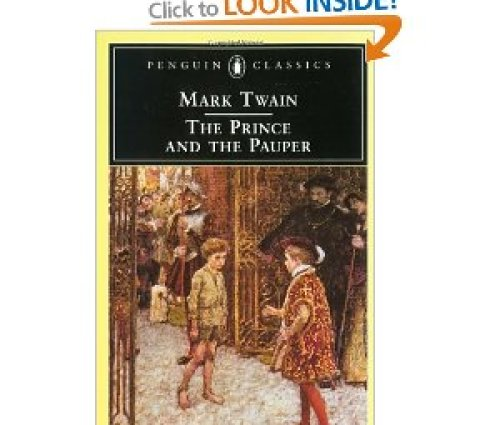 Mark Twain 'The Prince and the Pauper'