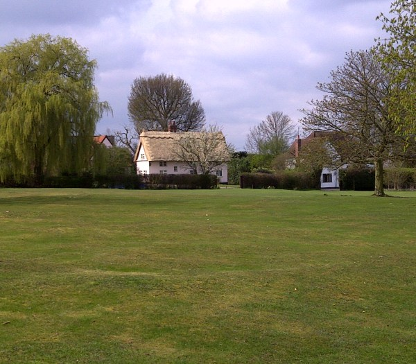 Parsonage Downs, Great Dunmow 2012