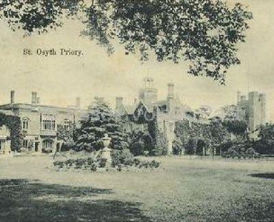 St Osyth Priory