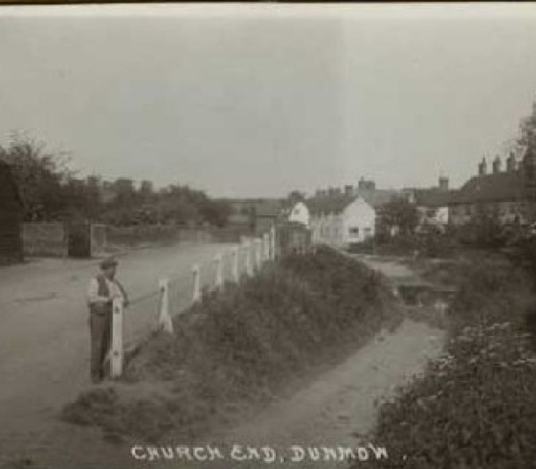 Church End, Great Dunmow 2012