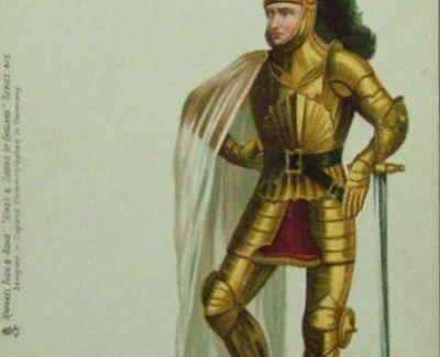 Richard III – Tuck's Kings & Queens