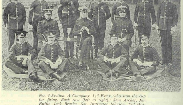 1/5 Essex Regiment