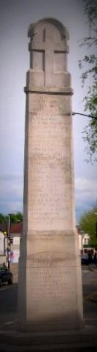 Great Dunmow's War Memorial