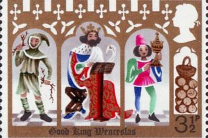 Good King Wenceslas - 1973 Stamps