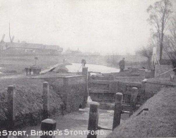 Bishops Stortford - The River Stort