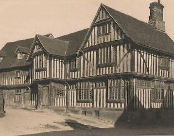 Lavenham, The Guildhall of Corpus Christi