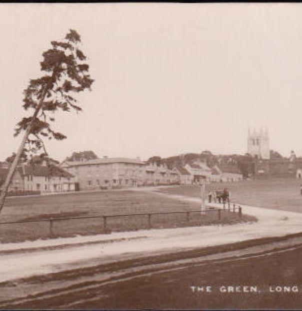 Long Melford, The Green