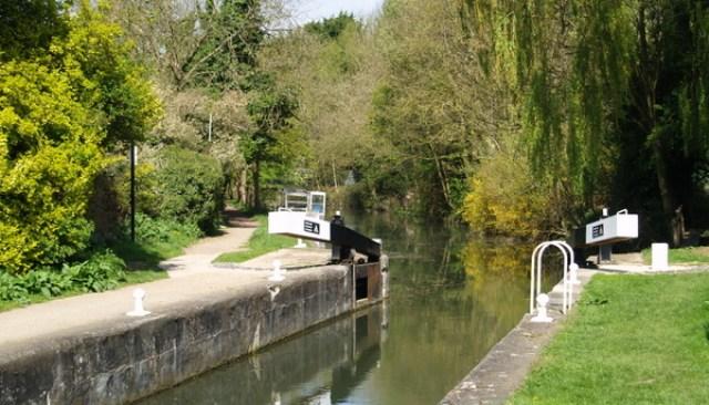 Bishop's Stortford - South Mill Lock