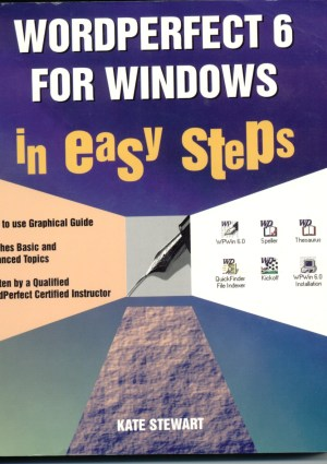 WordPerfect for Window 6 by Kate Stewart