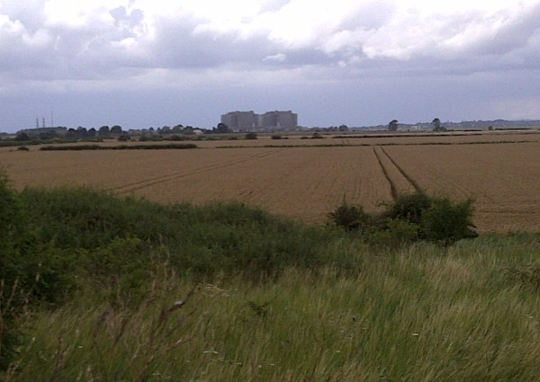 Bradwell Power Station, 2012