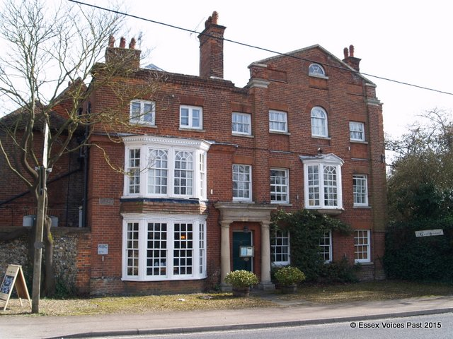 Crown House, Great Chesterford