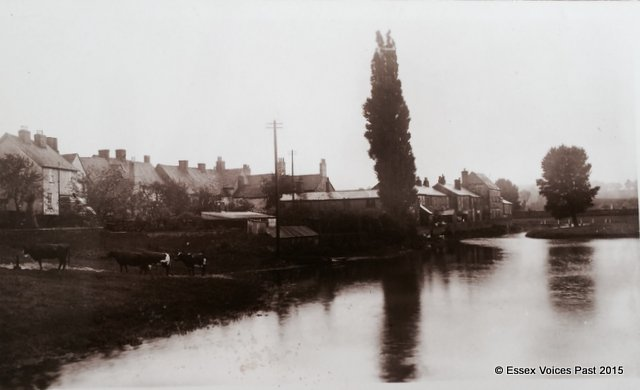 Mill stream, Sudbury